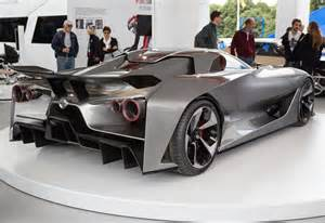 Nissan Gtr 2020 Nissan Concept 2020 Vision Gran Turismo Unwrapped At Goodwood