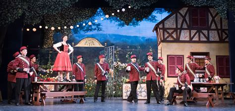 ohio light opera showcases summer stock  musical theater