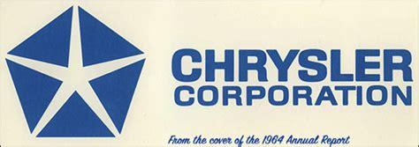 Chrysler Pentastar Logo by Chrysler S Pentastar History Of The Logo