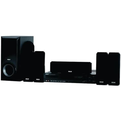 new rca rtd317w home theater system with 1080p upconvert