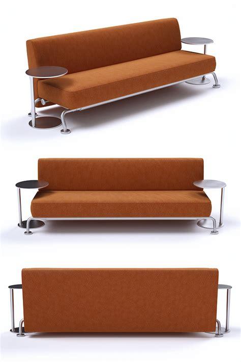 sofa b b italia lunar lu 225 by rnax 3docean