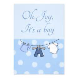 oh it s a boy baby shower invitations 5 quot x 7 quot invitation card zazzle