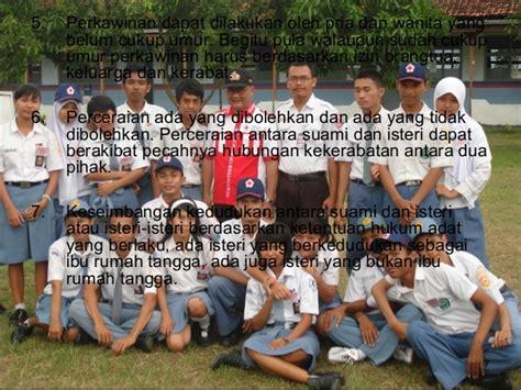 Hukum Adat Bambang Daru Nugroho natal kristiono mata kuliah hukum adat hukum perkawinan adat pptx