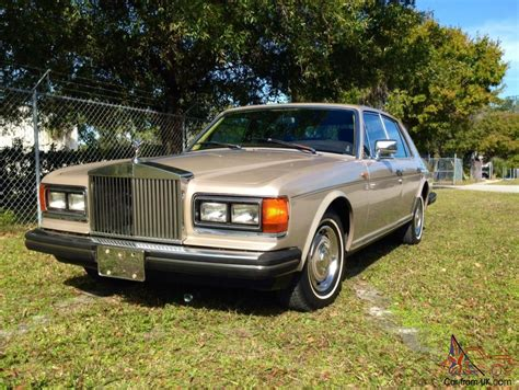 1985 rolls royce silver spur for sale motorcycle review