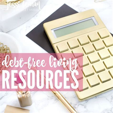 debt  living resources jessi fearon