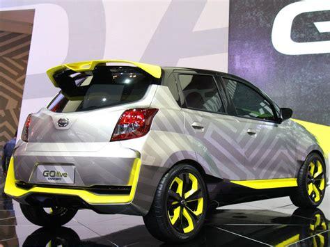 Cover Mobil Datsun Go 1 datsun go live cerminan desain masa depan datsun indonesia berita otomotif mobil123