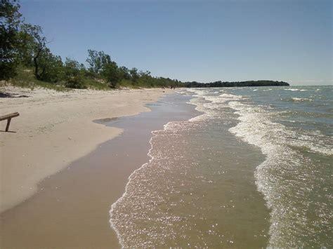 ontario sand banks sandbanks provincial park september 2011 canadian park