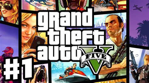 grand theft auto 5 gameplay walkthrough part 1 grand theft auto 5 gameplay walkthrough part 1 prol