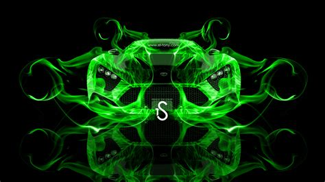 Hd Car Wallpapers 1080p Vs Green by Pics For Gt Green Tiger