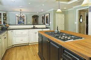kitchen island with cooktop totally dependable contracting services atlanta home