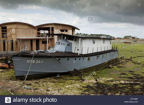 boat house isle of wight boat house isle of wight uk isle of wight bembridge harbour houseboat converted