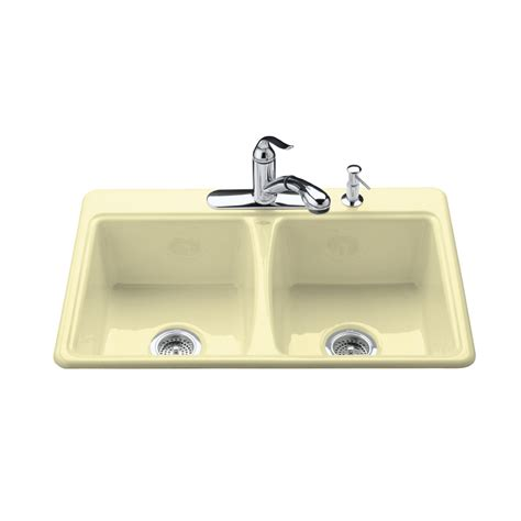 Enameled Cast Iron Kitchen Sinks Enlarged Image