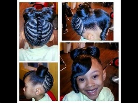 black hairstyles you can do at home stinkin cute black kid hairstyles you can do at home