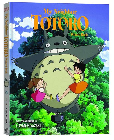 totoro picture book buy illustration book my totoro picture book hc