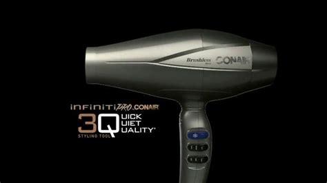Conair Hair Dryer Commercial conair infiniti pro 3q tv spot the next generation ispot tv