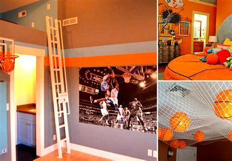 decoracion habitacion juvenil baloncesto tu cuarto con el estilo del basquet lifestyle en 2019