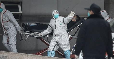 china medics reportedly scanning plane passengers