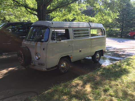 vw bus  sale  north carolina westfalia camper van conversions