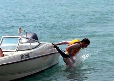 boat fail pictures 15 best funny boating accidents images on pinterest