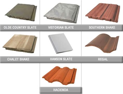 Types Of Roof Tiles Partners
