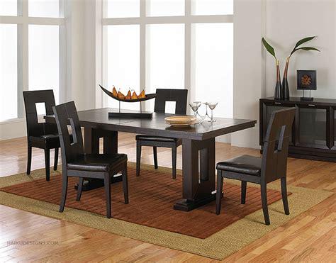 asian contemporary dining room furniture  haiku