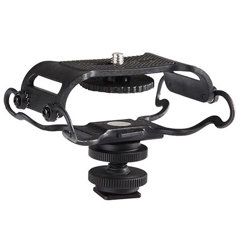 Shock Zoom Universal Microphone And Portable Recorder Shock Mount