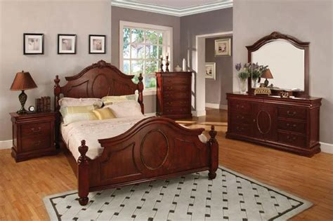 discount king bedroom sets cherry bedroom furniture queen king bedroom sets