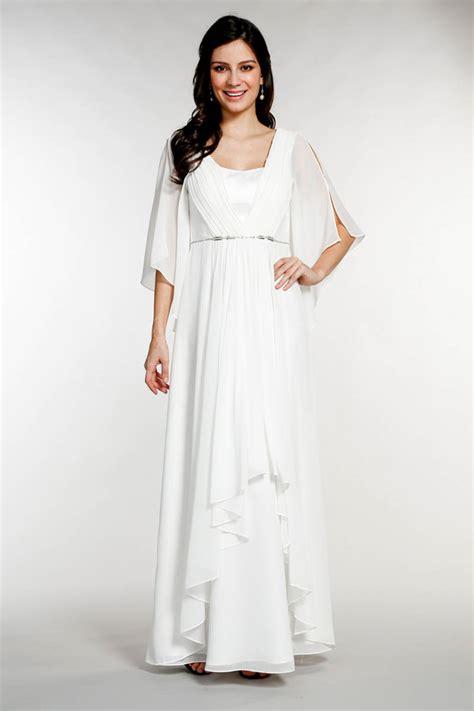 robe fluide mousseline blanche les tendances de la mode - Robe Fluide Mousseline Blanche
