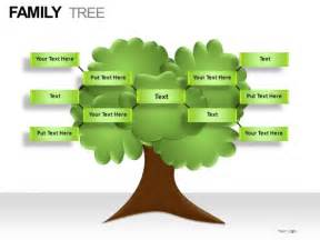 powerpoint family tree template family tree powerpoint template template design