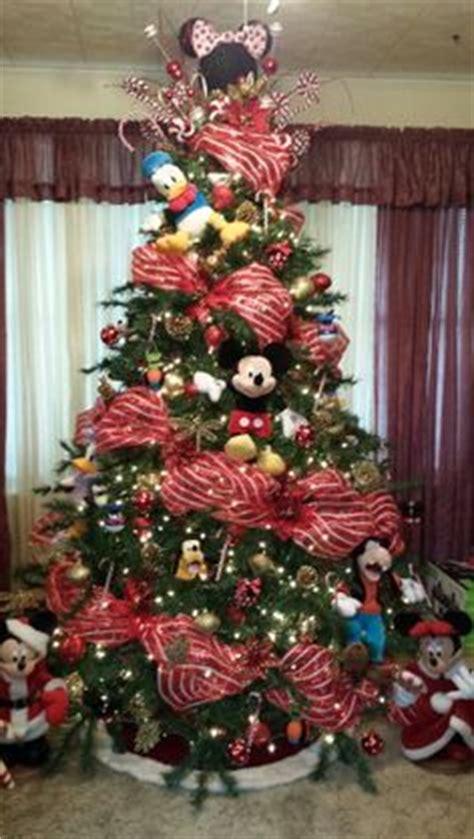 disney christmas trees on pinterest disney christmas