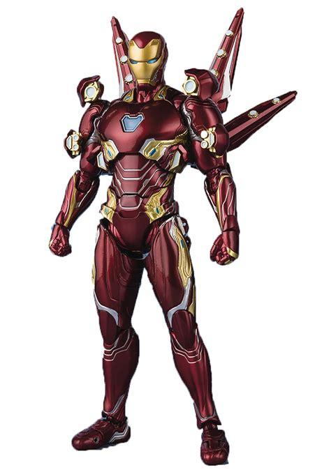 avengers endgame iron man mk bandai sh figuarts