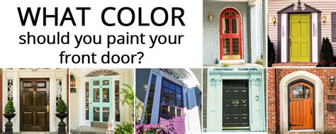 richmond times dispatch what color should you paint your front door