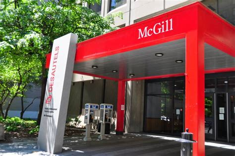 Mcgill Mini Executive Mba by Mba Rankings Canada Find Mba
