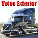 Volvo Truck Chrome Volvo Stainless Steel And Chrome Big Rig Parts