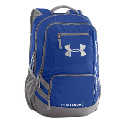 under armoir backpack under armour team hustle backpack