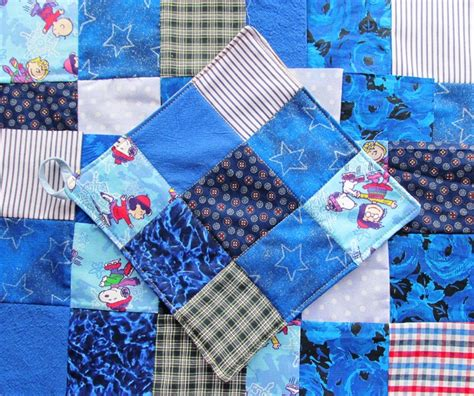 Patchwork Potholders - clothes outdoors well waterboy products