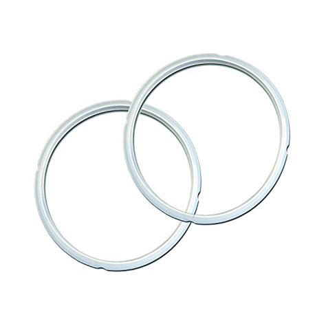Instant Ring 3 instant pot ip sealing ring clear combo 8 qt genuine instant pot sealing ring 2 pack clear 8