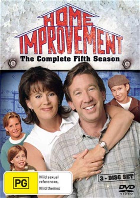 home improvement season 5 boxed set