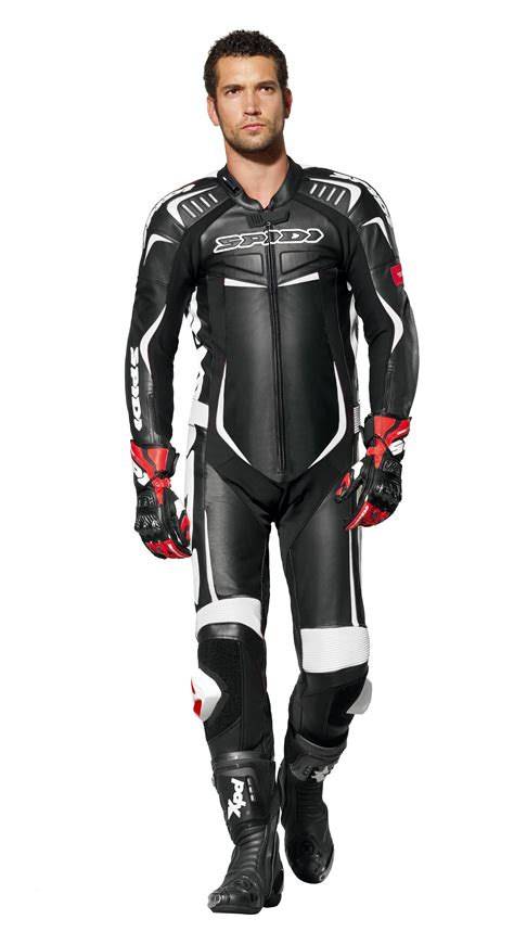 motorcycle racing leathers spidi track wind pro race suit revzilla