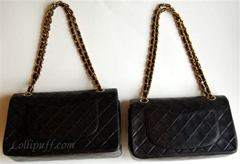 Most Beautiful Blogs On Bags by Chanel Classic Small Vs Medium Lollipuff