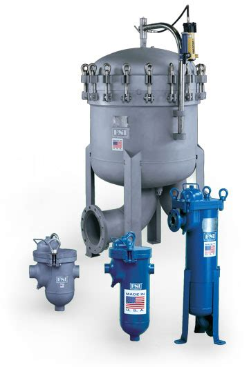 filter vessels for industrial chemical applications filter specialists inc