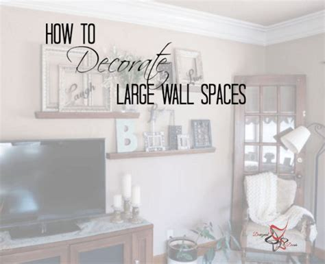 how to decorate a room the 25 best decorate large walls ideas on