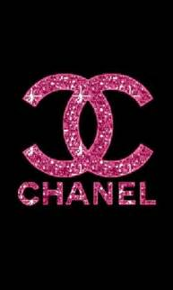 Pink chanel logo background screenshots chanel pink live