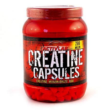 creatine on an empty stomach activlab creatine capsules 300 caps pivht supplements