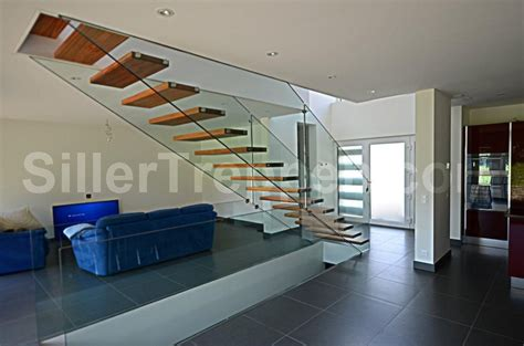 siller treppen tempered glass open staircase floating stairs by siller