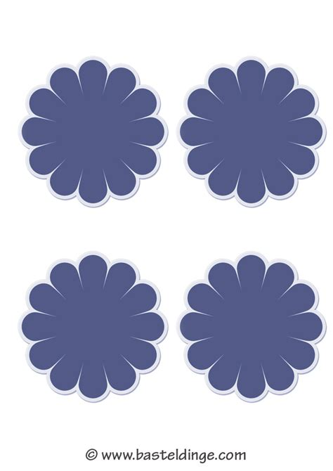 Aufkleber Nach Vorlage by Blumen Sticker Und Aufkleber Vorlagen Basteldinge