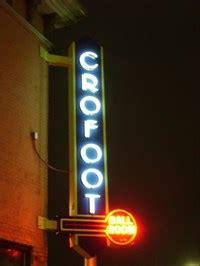 1 South Saginaw Pontiac Mi by Crofoot Ballroom Pontiac Michigan Neon Signs On