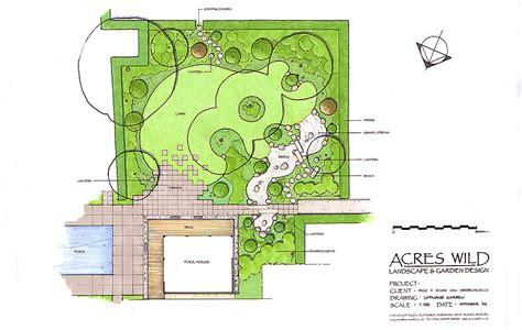 acres wild masterplan japanese acres