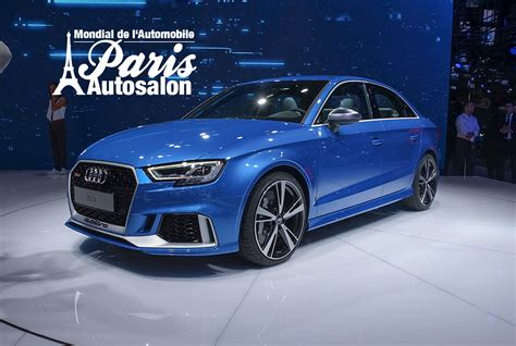 Audi Rs3 Motor Talk by Audi Rs3 Facelift 2016 Limousine In