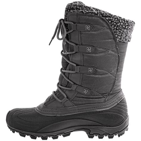 boots for snow kamik fortress winter snow boots for save 85